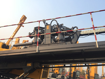 XCMG XZ680A horizontal directional drilling equipment