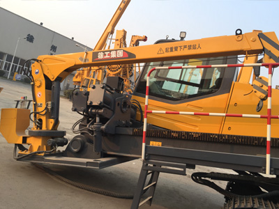 buy XCMG XZ680A horizontal directional drilling machine