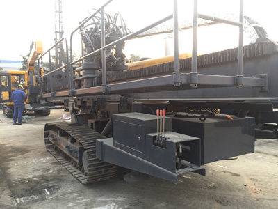 XCMG XZ680A horizontal directional drilling machine