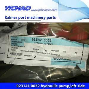 Kalmar port handling equipment parts