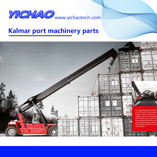 DFR450 45ton empty container reach stacker reachstacker parts
