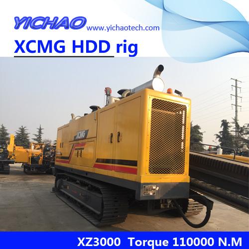 XCMG XZ3000 300ton horizontal directional drilling machine