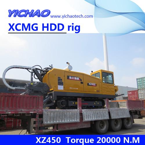 XCMG XZ450/XZ450 PLUS hdd rig