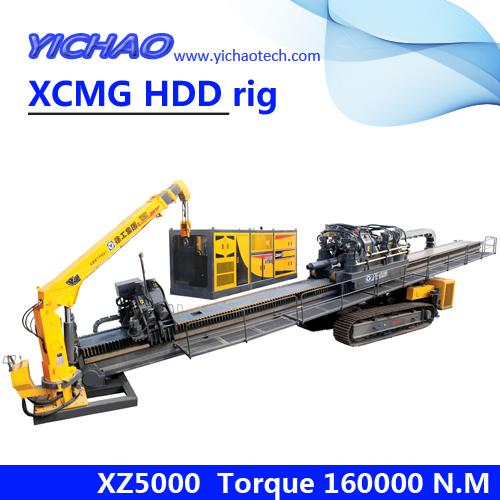 XZ5000 XCMG horizontal directional drilling rig