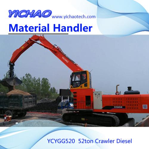 Crawler Diesel Material Handling Machine YCYGG520