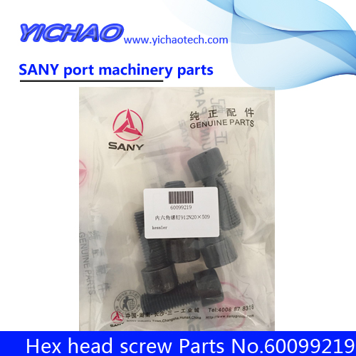 Sany SRSC4535GC Empty Container Handler Spare Parts