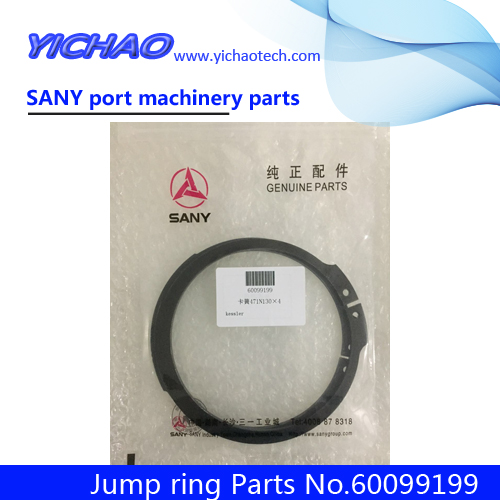 Sany SRSC45GC Handling Intermodal Cargo Containers Spare Parts