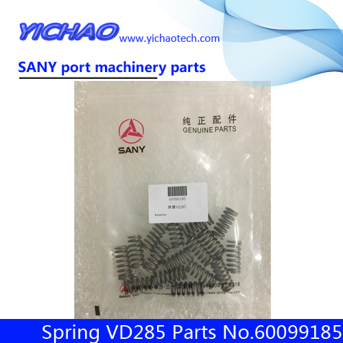 Sany SDCY100K8-T Rubber-Tyred Container Gantry Crane Spare Parts