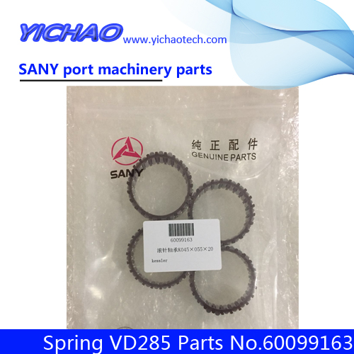 Sany SRSC1009-6E Rail Mounted Gantry Container Yard Cranes Spare Parts