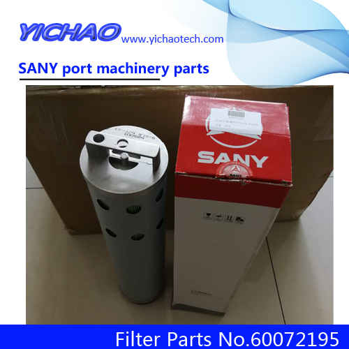 Sany SDCY90K6H3 Container Warehouse in Small Terminals or Medium-Sized Ports Parts