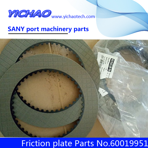 Sany SRST50H1-H Port Tyre Crane Terminal Container Handling Machinery Spare Parts