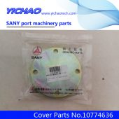 Sany 10774636 Cover Plate of Washing Oil Hole