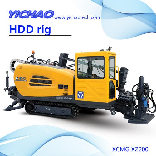 XZ200 directional horizontal drill machine