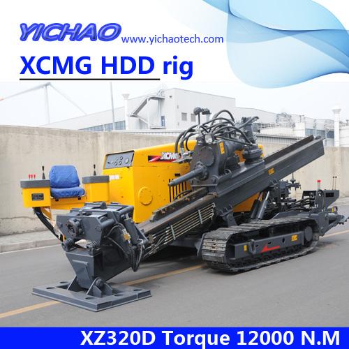 XZ320D Horizontal Directional Drill