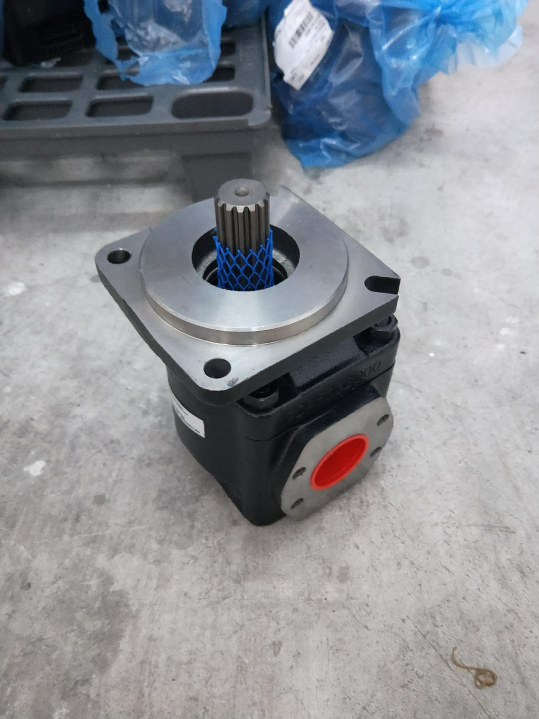 Container reach stacker spare parts hydraulic pump Parts no.923142.0036
