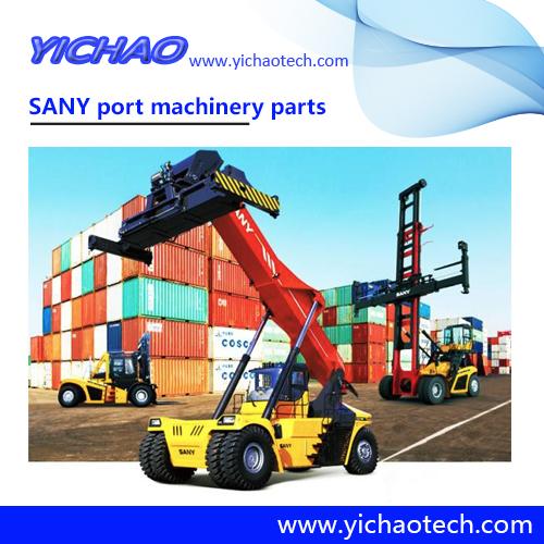 Sany Port Machinery SRSC45C30 Reachstacker Compressor Belt Tensioner Spare Parts