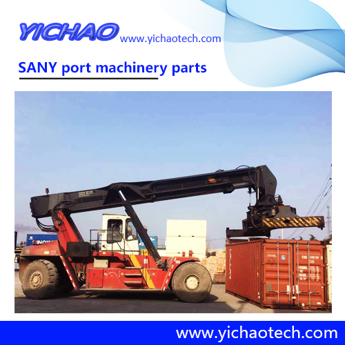 Sany Port Machinery SRSC45C30  Reachstacker Belt Steel Pipe Spare Parts