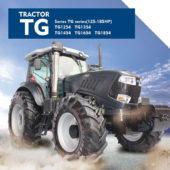 TG1254/TG1354/TG1454/TG1654/TG1854 tractor