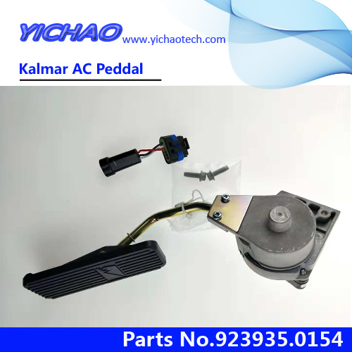 Container Reach Stacker Spare Parts AC Pedal Parts No. 923935.0154