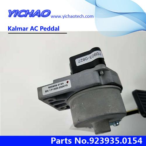 Kalmar reach stacker AC Pedal