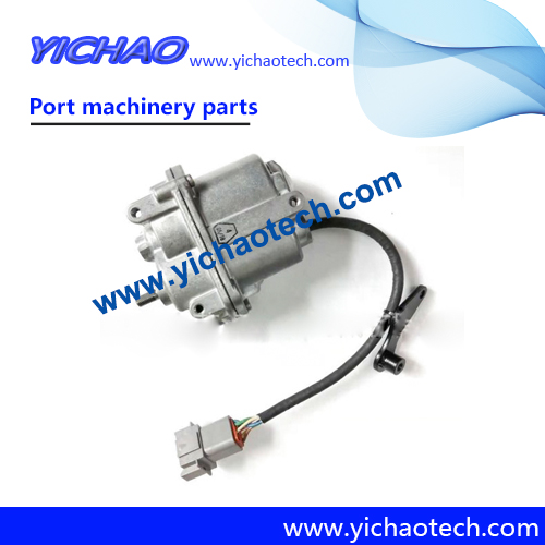 Kalmar/Linde/Konecranes/Sany Port Machinery Reachstacker Parts Transition Wheel Hydraulic Motor