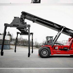 Kalmar/Linde/Konecranes/Sany Port Machinery Parts Reachstacker Operating Handle Lock Sleeve Pin