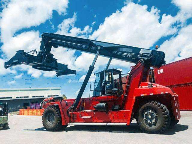 Kalmar/Linde/Konecranes/Sany Port Machinery Parts Reachstacker Friction Plate Belt Relay Sensor