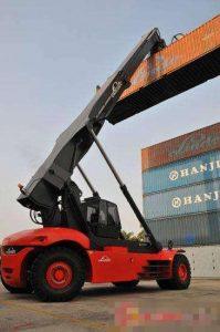 Kalmar/Linde/Konecranes/Sany Port Machinery Parts Reachstacker Oil Pump Generator Regulator
