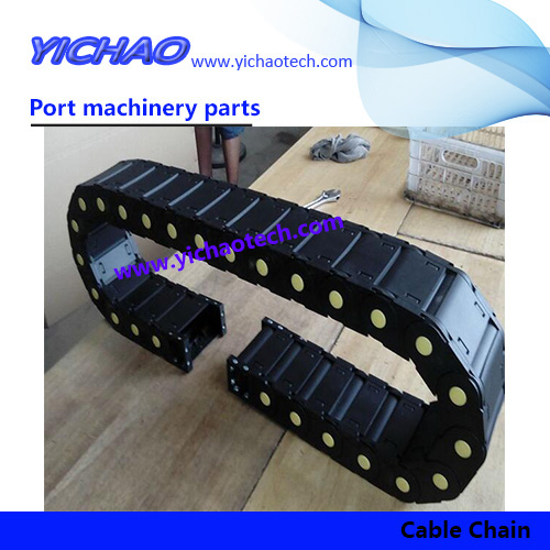 Original Linde Reach Stacker Port Spare Parts Cable Chain