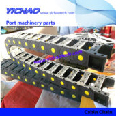Original Kalmar/Konecranes/Sany/Linde/Liebherr/Hyster Reach Stacker Port Spare Parts Cable Chain