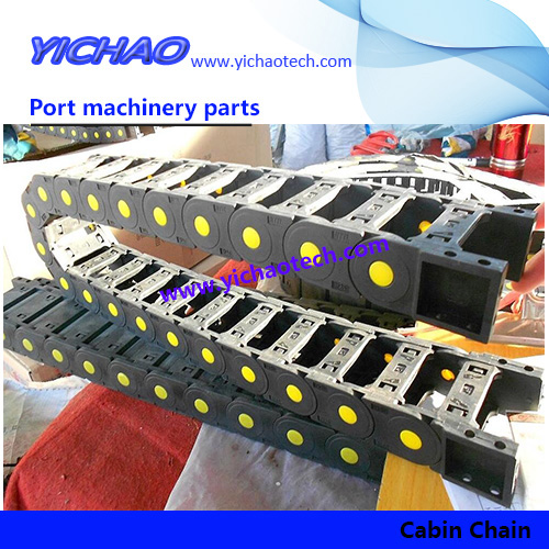 Original SANY Reach Stacker Port Spare Parts Cable Chain