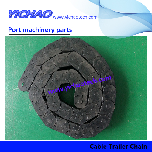 Original Reach Stacker Port Spare Parts Cable Chain