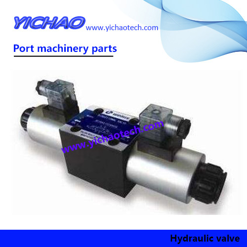 Genius Forklift Port Spare Parts Hydraulic Valve