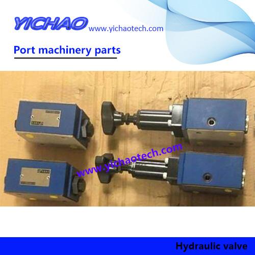 Genius Linde Forklift Port Spare Parts Hydraulic Valve