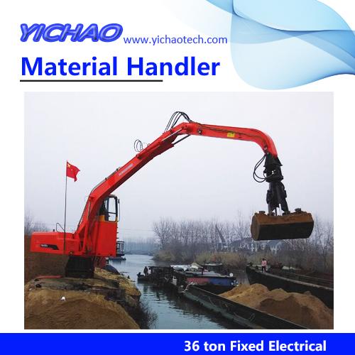36 ton Fixed Material Handling Equipment YGG360