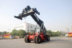 OEM Kalmar Forklift Port Spare Parts Hydraulic Motor