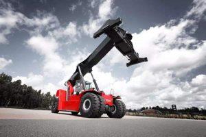 OEM Kalmar Forklift Port Spare Parts Hydraulic Control Handle