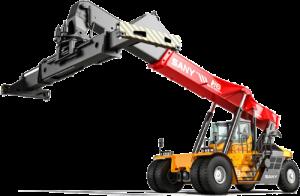Genius Hyster/Konecranes/Sany/Linde/Liebherr Forklift Port Spare Parts Gear Selector