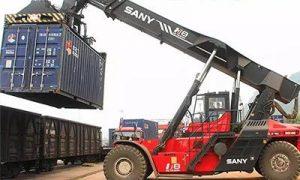 Original Kalmar/Konecranes/Sany/Linde/Liebherr/Hyster Forklift Port Spare Parts Transition Pulley