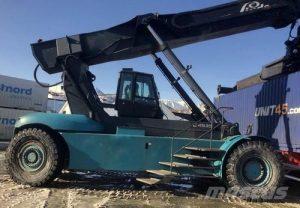 OEM kalmar Forklift Port Spare Parts Turbocharger