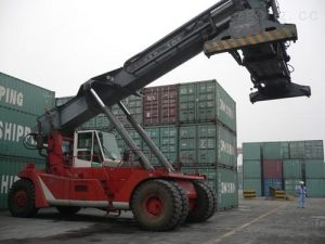 Genius Kalmar Forklift Port Spare Parts Hydraulic Valve