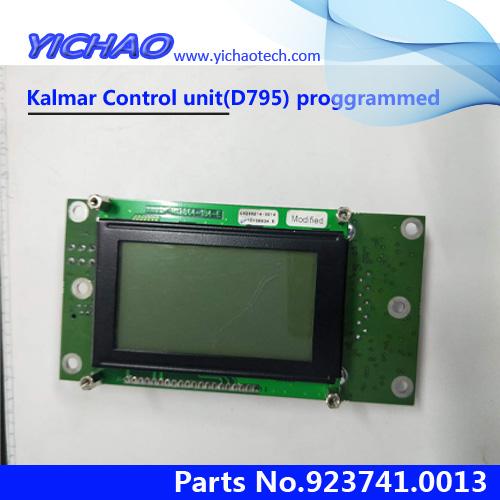 Kalmar spare parts No.923741.0013 Control unit D795 programmed