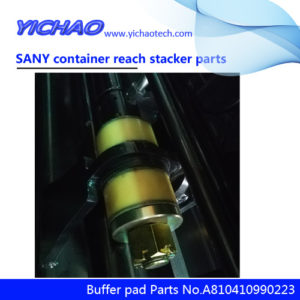 sany container reach stacker parts