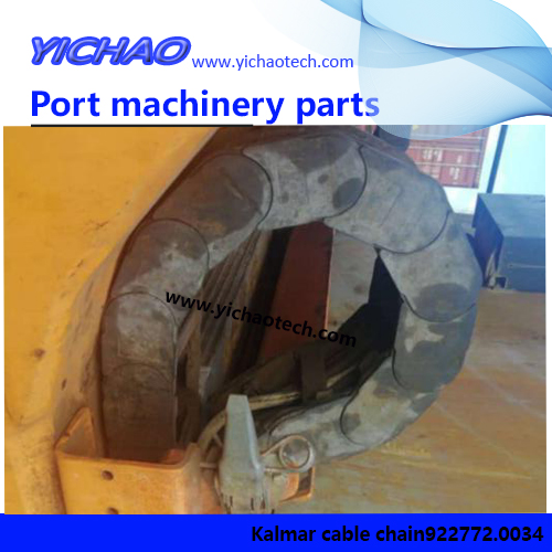 Genius SANY Reach Stacker Spare Parts Cable Trailer Chain