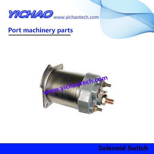 OEM Sany/Konecranes/Fantuzzi/Shantui/Liebherr/Kalmar Port Machinery Spare Parts Solenoid Switch