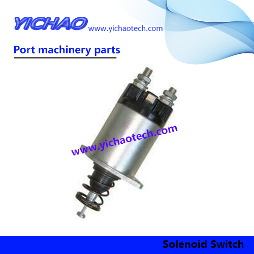 OEM Port Machinery Spare Parts Solenoid Switch