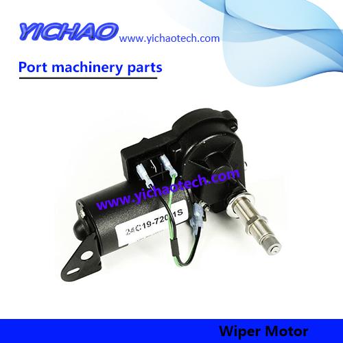 Genius Konecranes/Fantuzzi/Shantui/Liebherr/Kalmar/Sany Port Machinery Spare Parts Wiper Motor