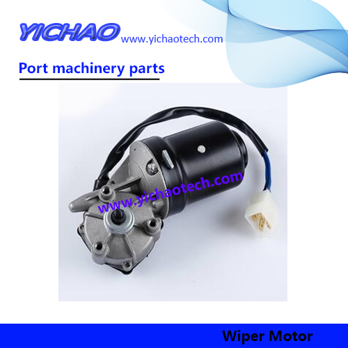 Genius Konecranes Port Machinery Spare Parts Wiper Motor