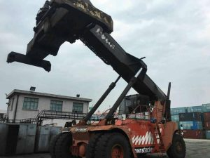 kalmar container Reach Stacker Spare Parts Gear Control