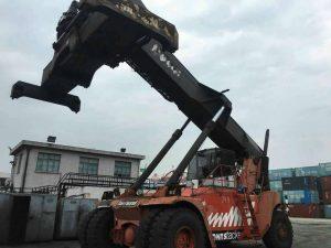 kalmar container Reach Stacker Spare Parts Gear Control